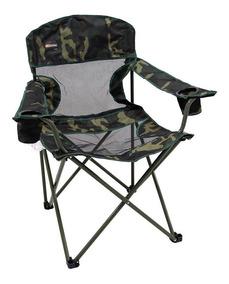 Cadeira Dobravel Camuflada - Fresno Nautika 290520cm