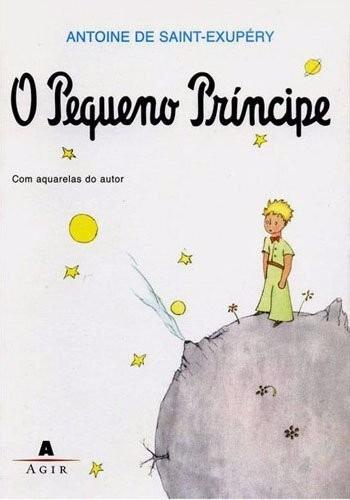 Livro O Pequeno Príncipe Antoine De Saint-exupéry