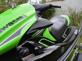 Moto De Agua Kawasaki Stx15f Jet Sky Único Dueño Excelente