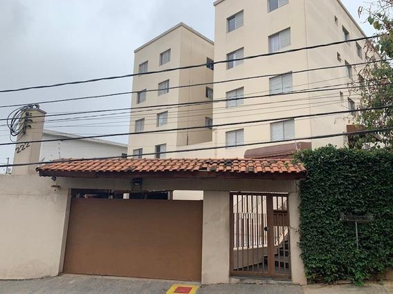 Apartamento 02 Dormitórios Com 01 Vaga De Garagem No Jaguaribe - 11531