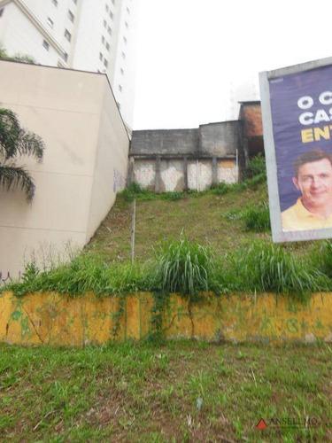 Imagem 1 de 2 de Terreno À Venda, 170 M² Por R$ 650.000,00 - Nova Petrópolis - São Bernardo Do Campo/sp - Te0104