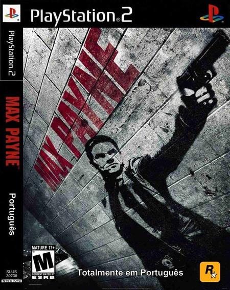 Patch Max Payne - Dublado Pt-br Ps2