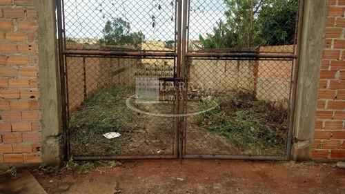 Imagem 1 de 4 de Terreno Mais Projeto Aprovado Prédio Comercial Com 121 M2 Para Venda Jardim Anhnanguera, 50 M Da Barao Do Bananal, 2 Salas, Banheiros, Estacionamento - Te00221 - 33868763