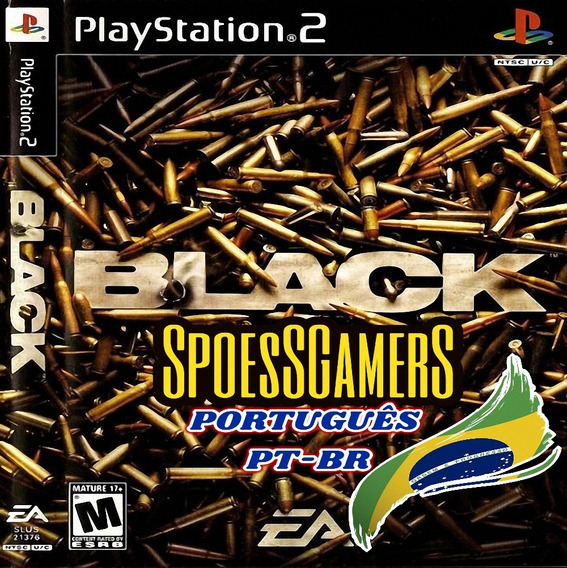 Black ( Tiro ) Ps2 Patch Fps
