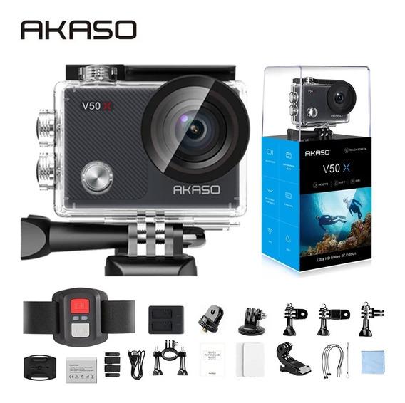 Câmera Sporte Akaso V50x
