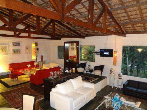 Imagem 1 de 23 de Casa Com 3 Dorms, Parque Dos Caetes, Embu Das Artes - R$ 590.000,00, 1.700m² - Codigo: 960 - V960
