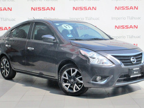 Nissan Versa 1.6 Exclusive Navi At, Excelente Estado *