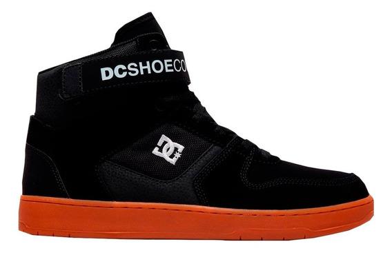 Tenis Hombre Calzado Tipo Bota Adys400038-bgm Ngr Dc Shoes