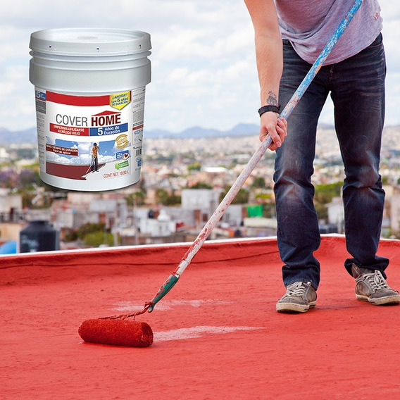 Impermeabilizante Sherwin Williams Cover Home Cubeta 18.92 L