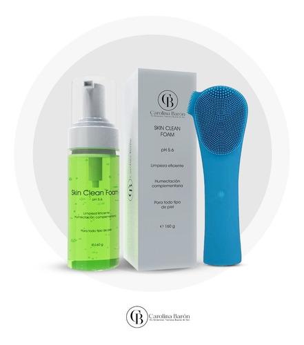 Skin Clean + Cepillo De Limpieza Electrico