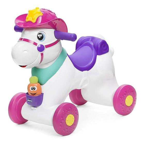 Chicco Juguete Miss Baby Rodeo Para Niña, Color Rosa