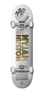 Tabla De Skate Completo Element Nyjah Reflect 8 Coprtnrf