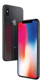 # Apple iPhone X 256gb Space Gray Lacrd Anatel Gara 1ano Loj