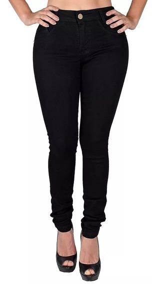 Kit 3 Calça Jeans Feminina Cintura Alta Hot Pant Com Laycra