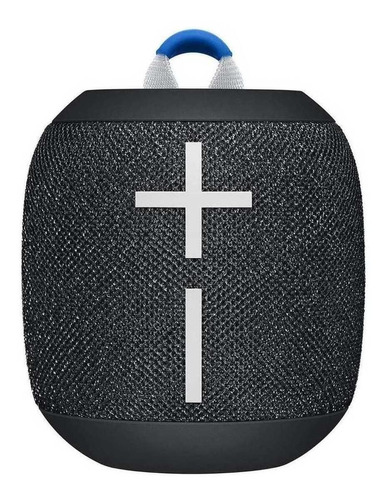 Imagen 1 de 4 de Bocina Ultimate Ears Wonderboom 2 portátil con bluetooth black