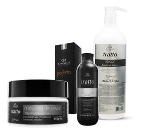 Kit Caviar Mega Hair - Naturalidade + Durabilidade   Cosmezi