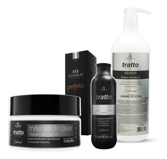 Kit Caviar Mega Hair - Naturalidade + Durabilidade | Cosmezi