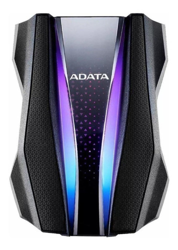 Imagen 1 de 3 de Disco duro externo Adata AHD770G-1TU32G1 1TB negro