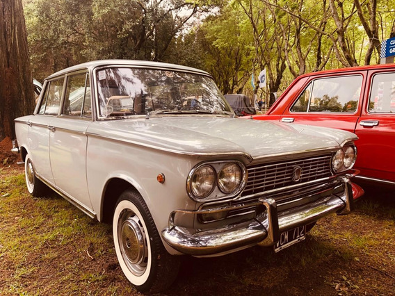 Fiat 1500 Berlina Año 1966 De Coleccion 59000 Km Pro Seven!!
