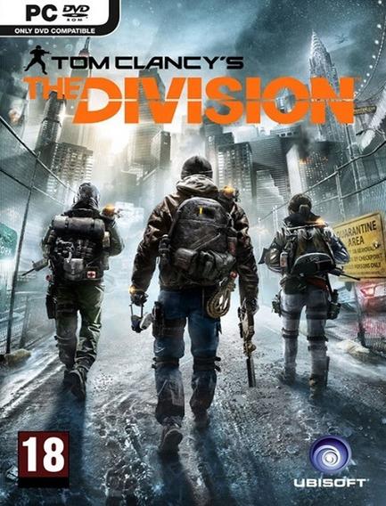 Tom Clancys The Division Pc - Uplay Key (envio Flash)
