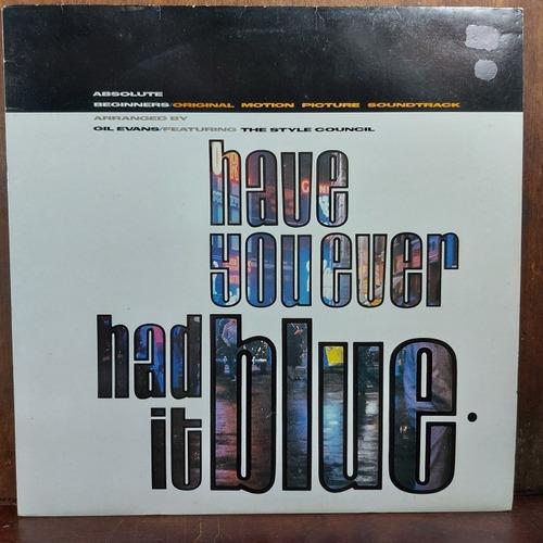 Vinil Lp Have You Ever Had It  Blue 1986