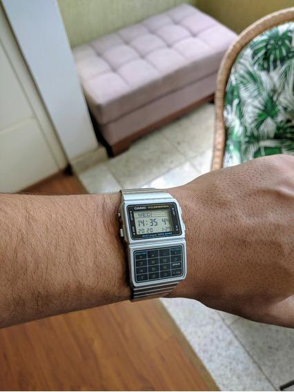 Relógio Casio Databank Dbc-611-1df