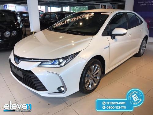 Toyota Corolla Corolla Altis Hybrid 1.8 16v Flex Aut. 20...
