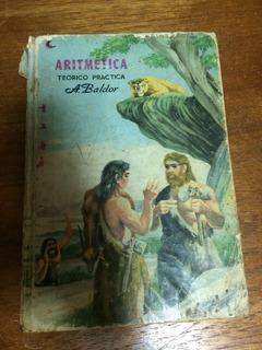 Libro Aritmetica De Baldor.