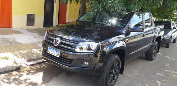 Volkswagen Amarok 2.0 Cd Tdi 180cv 4x4 Black Package 2019
