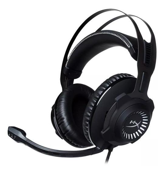 Headset Gamer Hyperx Cloud Revolver - Hx-hscr-gm - Original