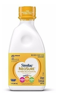 Similac Expert Care Neosure Bebé Premat - Liquida 32oz