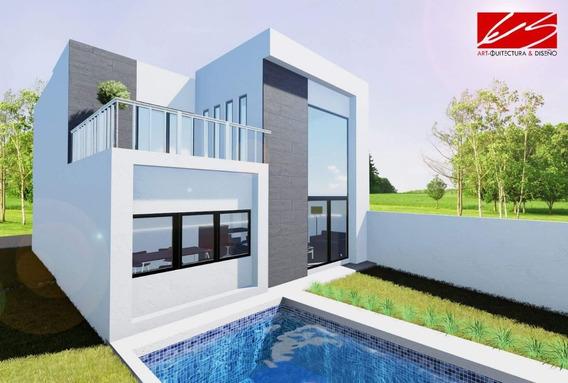 Vendo Casa Nueva En Fraccionamiento Jardines De Tlayacapan