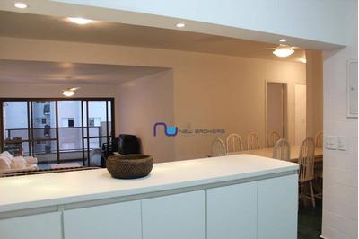 Apartamento Residencial Para Venda E Locação, Vila Alzira, Guarujá. - Ap3226
