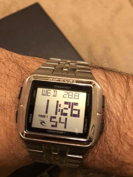 Relógio Rip Curl Tábua De Marés 100% Original