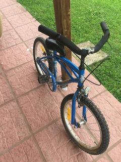 Bicicleta Niño Rodado 14