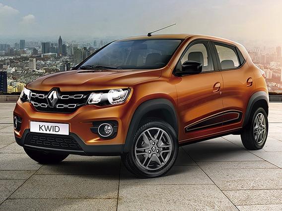 Renault Kwid Zen 0km 2019 Financiado Permuta Auto Usado #1