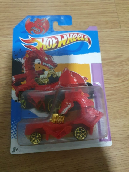 Hot Wheels 2012 Rodzilla - Year Of The Dragon Edition