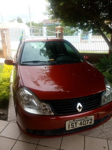 Renault Symbol 2012 1.6 16v Expression Hi-flex 4p