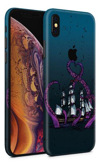 Skin The Kraken Para Telefonos Apple iPhone