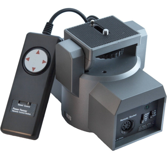 Cabeça Panorâmica Motorizada Bescor Mp-101 + 2 Extensões