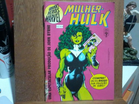 Hq Mulher- Hulk - Grandes Herois Marvel - Volume 36