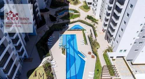 Jardim - Aptº - 120m² A.u. - 3 Ou 4 Dormt (3 Suítes) - 2 Vagas - Ap2360