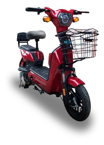 Moto Eléctrica Dinamoto Mod Mulita Smart Envíos A Todo Uy