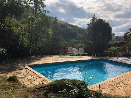 Imagem 1 de 20 de Chácara Com 5 Dormitórios À Venda, 8000 M² Por R$ 551.200 - Pau De Saia - São José Dos Campos/sp - Ch0218