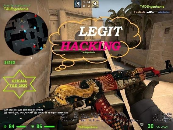 Hack Cs Go (aim,wall,radar) - Csgo Atualização Diariamente!