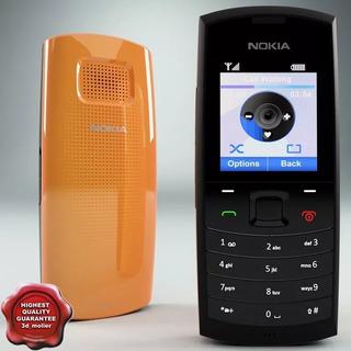 Nokia X1-00 Original Anatel Claro Vivo Tim Oi Radio Novo Cor
