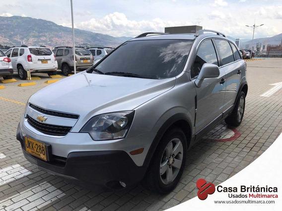 Chevrolet Captiva Sport Ls C/t Gasolina