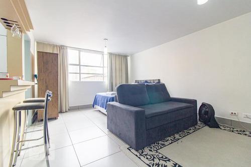 Apartamento Para Aluguel - Centro, 1 Quarto,  33 - 893311168