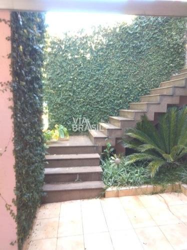 Casa Assobradada Para Locação No Bairro Jardim São Luiz Sbc -  300 M²  R$3.418,44 - 1248