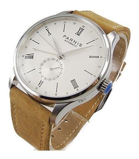 Relojes De Pulsera Para Hombre Relojes Pa951-a Parnis